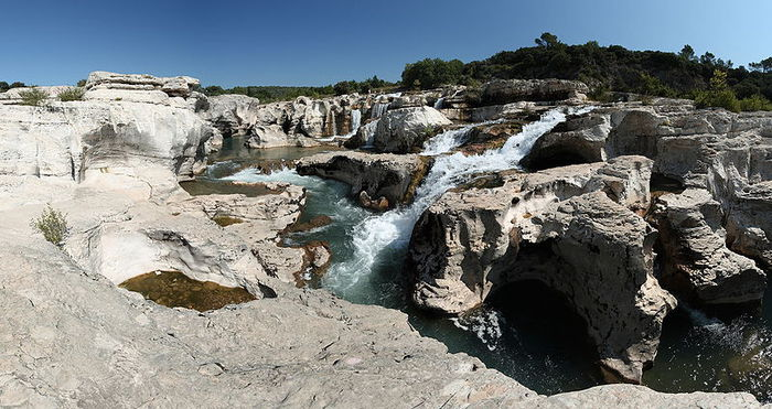 Les cascades du Sautadet - La Roque sur Ceze 52053