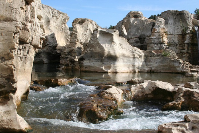Les cascades du Sautadet - La Roque sur Ceze 71187