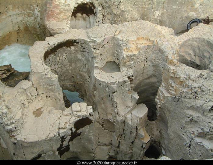 Les cascades du Sautadet - La Roque sur Ceze 65544