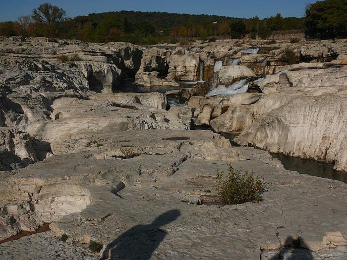 Les cascades du Sautadet - La Roque sur Ceze 17405