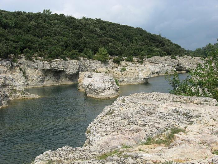 Les cascades du Sautadet - La Roque sur Ceze 89272