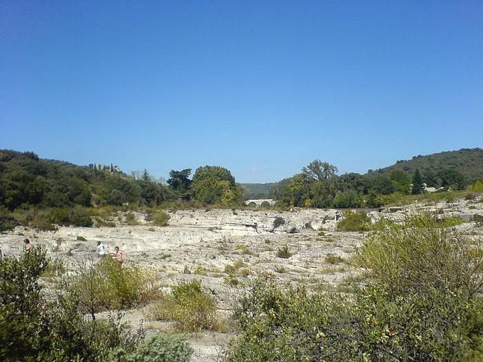 Les cascades du Sautadet - La Roque sur Ceze 16689