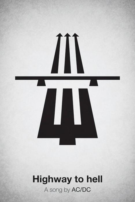 Музыкальные плакаты-пиктограммы