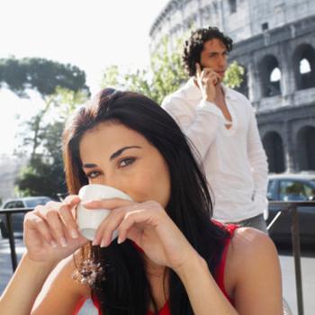 """Итальянский  """"кофейный распорядок дня """" В том, что итальянцы не мыслят..."""