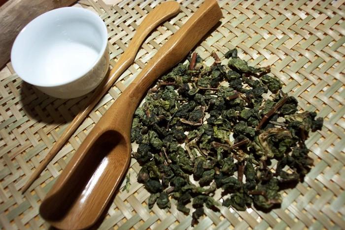 Молочный чай Оолонг или Улун чай, необычный во всех отношениях.