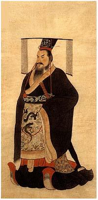 Терракотовая армия первого императора Китая в Сиане 74286