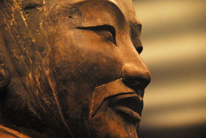 Терракотовая армия первого императора Китая в Сиане 77549