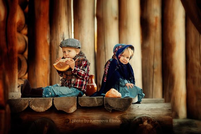 Профессиональный детский фотограф Елена Карнеева