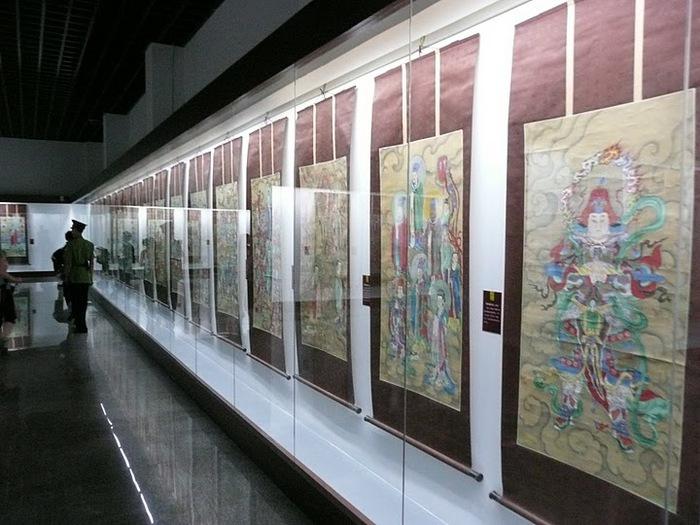 Терракотовая армия первого императора Китая в Сиане 57529