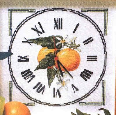 Reloj naranjas (399x395, 24Kb)
