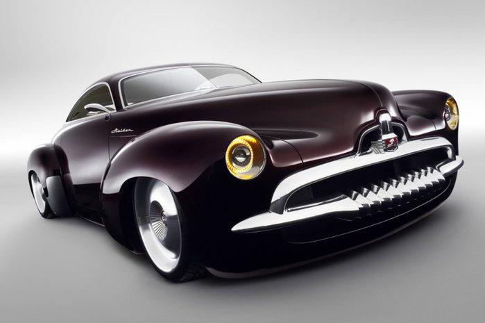 Holden Efijy - концепт авто в стиле ретро