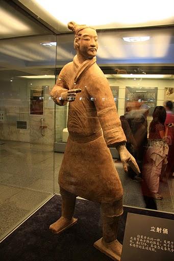 Терракотовая армия первого императора Китая в Сиане 32766