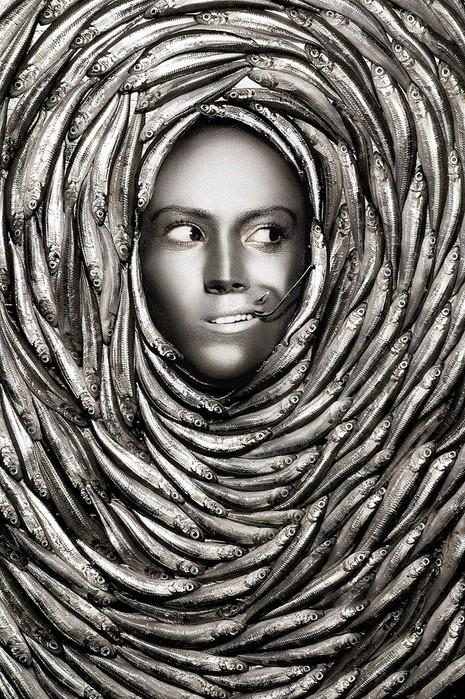 Креативные фотографии от Мурата Суюр