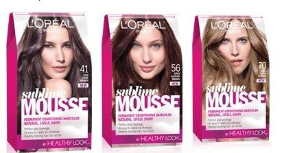 отзывы краска для волос мусс лореаль