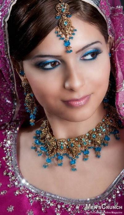 индийские невесты. красота.