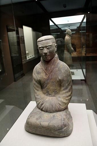 Терракотовая армия первого императора Китая в Сиане 76329