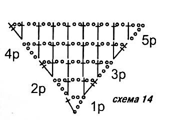 желтая шаль-схема-2 (338x240, 21Kb)