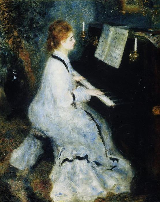 Девушка за пианино  1875 (555x700, 154Kb)