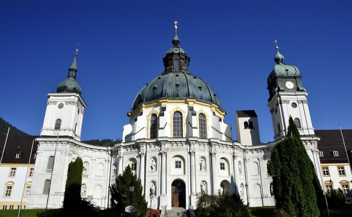 Монастырь Этталь (Kloster Ettal) 60564