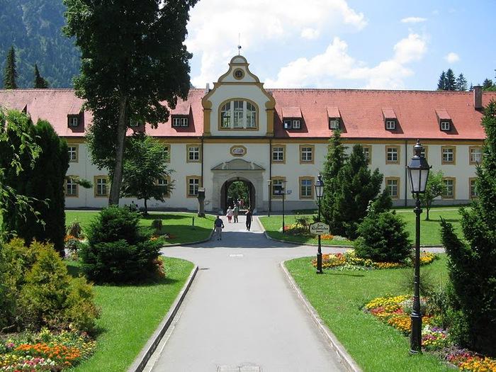 Монастырь Этталь (Kloster Ettal) 26099
