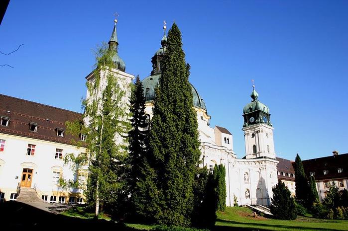 Монастырь Этталь (Kloster Ettal) 34776