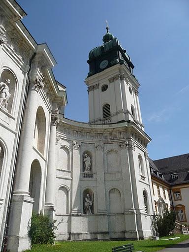 Монастырь Этталь (Kloster Ettal) 86256