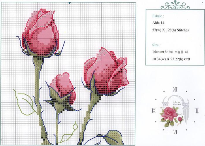 розы амур схема1 (700x501, 138Kb) .