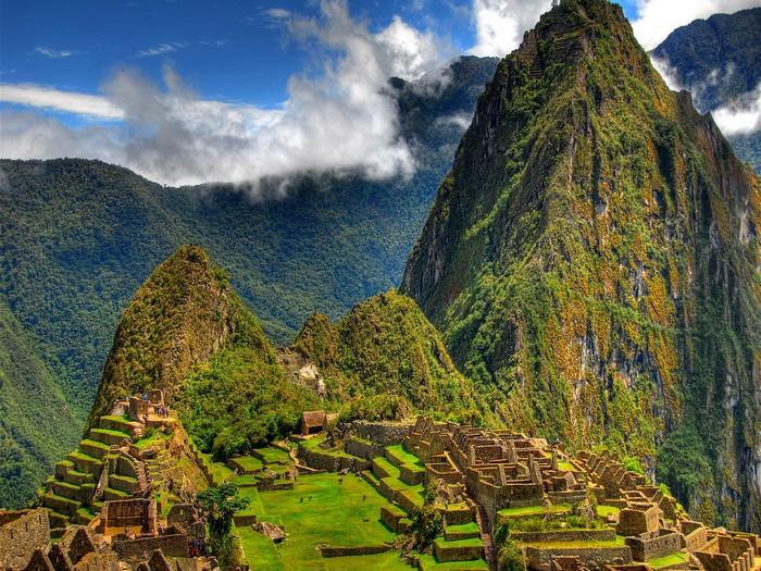 Мачу Пикчу - загадочный город инков