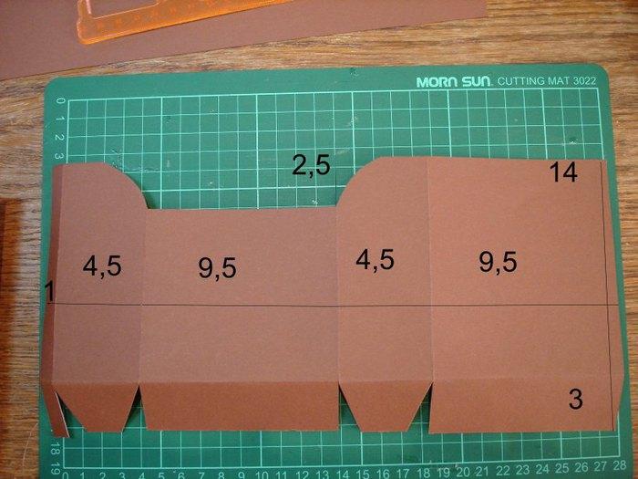 Вертикальная подставка для бумаг своими руками 744