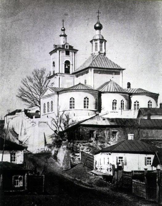 Врн до 1917 Тихвино-Онуфриевская церковь (526x670, 94Kb)