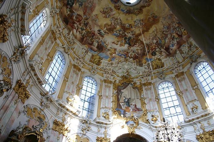 Монастырь Этталь (Kloster Ettal) 87990