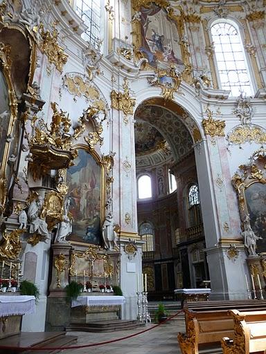 Монастырь Этталь (Kloster Ettal) 71179