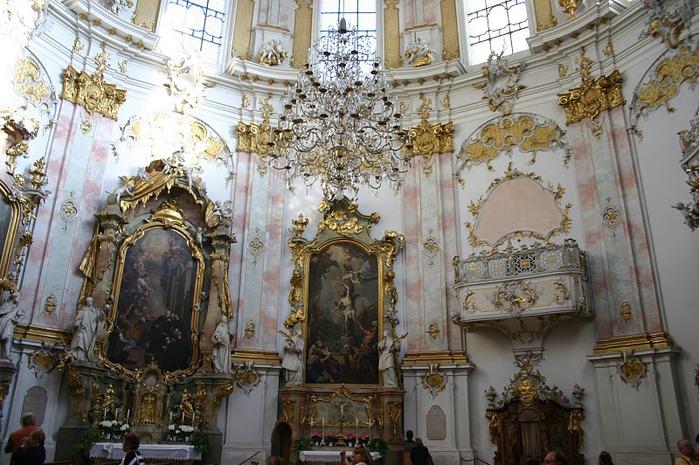 Монастырь Этталь (Kloster Ettal) 17299