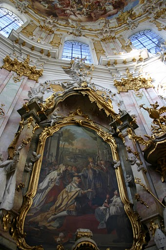 Монастырь Этталь (Kloster Ettal) 59586