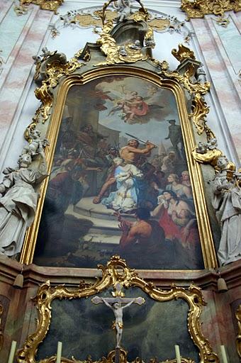 Монастырь Этталь (Kloster Ettal) 64789