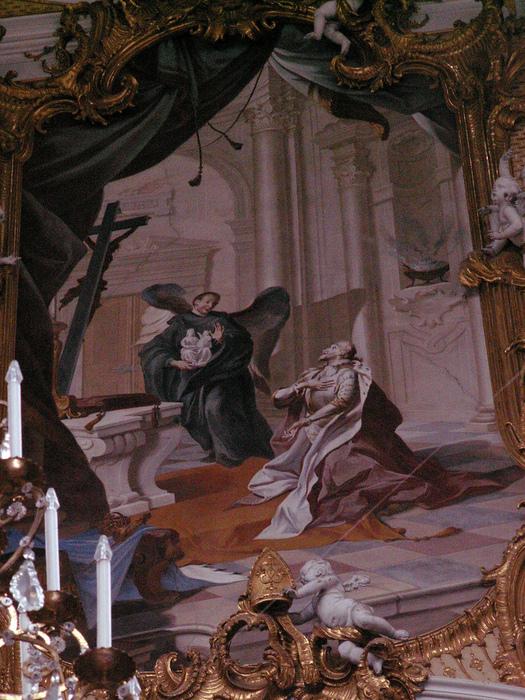 Монастырь Этталь (Kloster Ettal) 52587