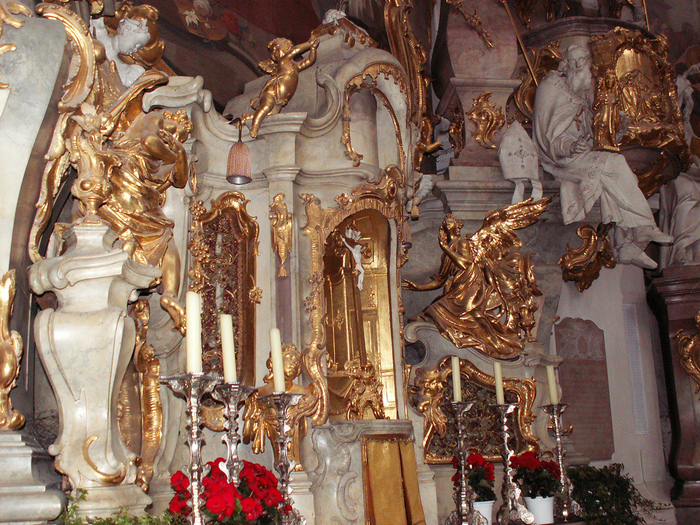 Монастырь Этталь (Kloster Ettal) 91533