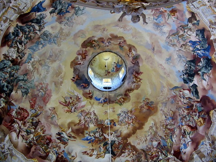 Монастырь Этталь (Kloster Ettal) 33111