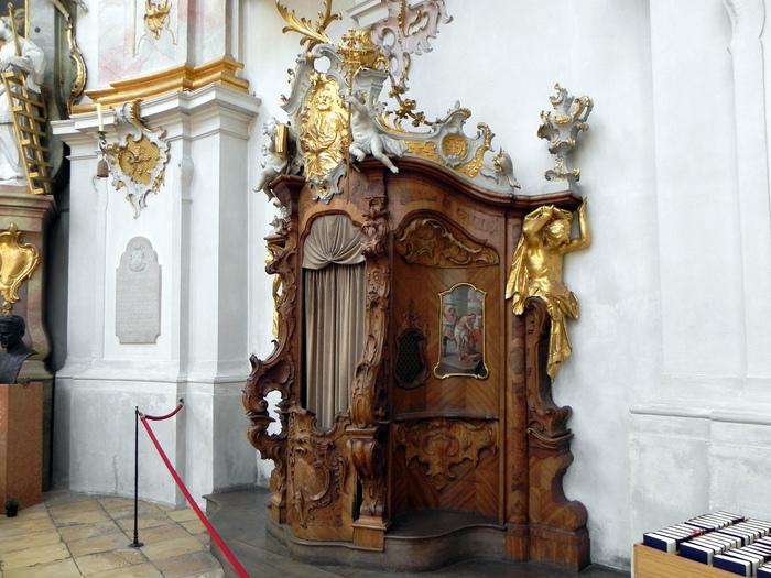 Монастырь Этталь (Kloster Ettal) 52649