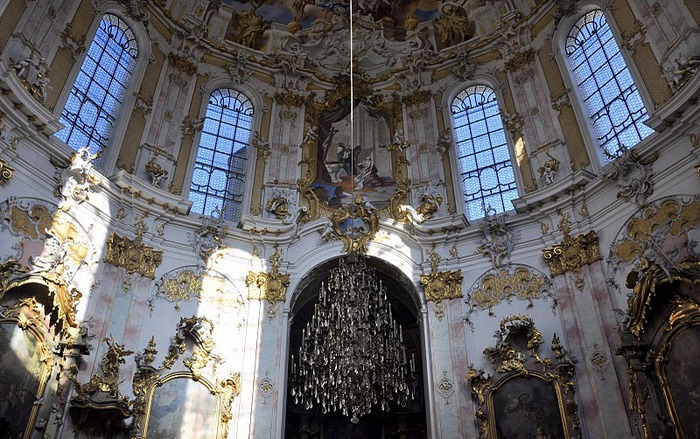 Монастырь Этталь (Kloster Ettal) 10573