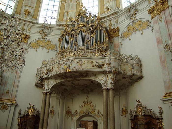 Монастырь Этталь (Kloster Ettal) 78526