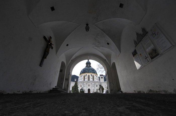 Монастырь Этталь (Kloster Ettal) 65143