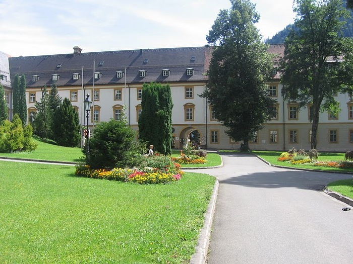 Монастырь Этталь (Kloster Ettal) 26669