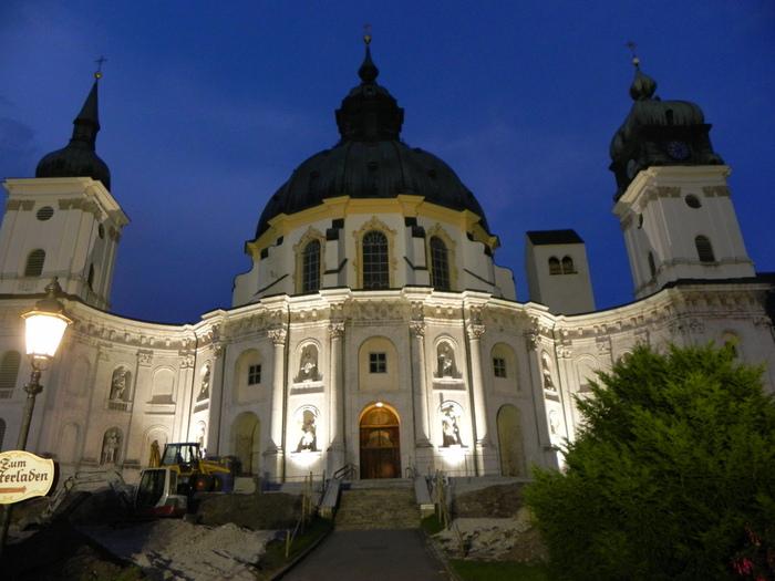 Монастырь Этталь (Kloster Ettal) 83354