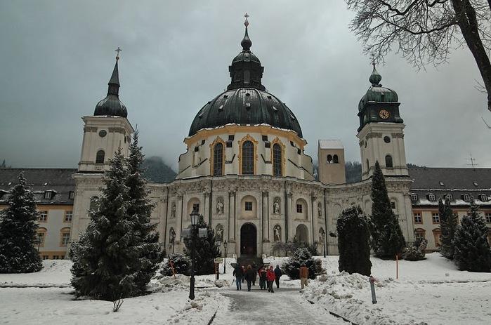 Монастырь Этталь (Kloster Ettal) 99799