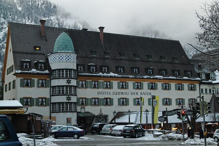 Монастырь Этталь (Kloster Ettal) 51125