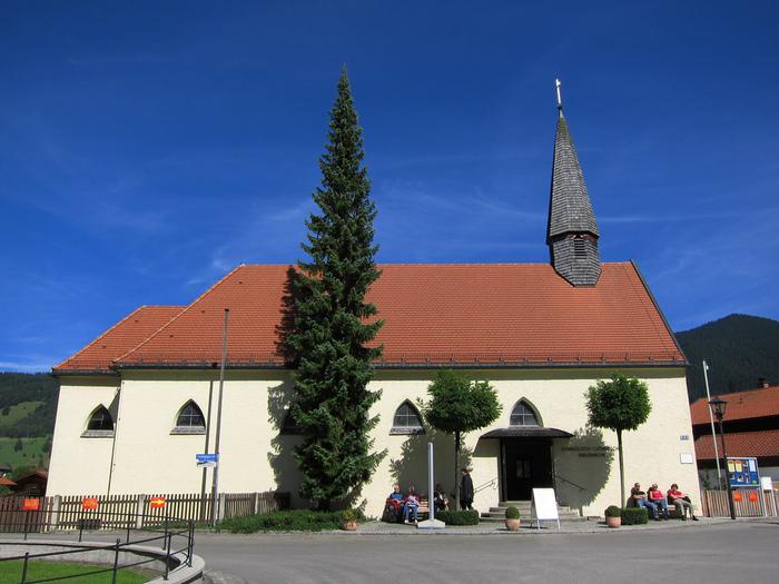 Обераммергау- маленькая деревушка с большой историей. 79523