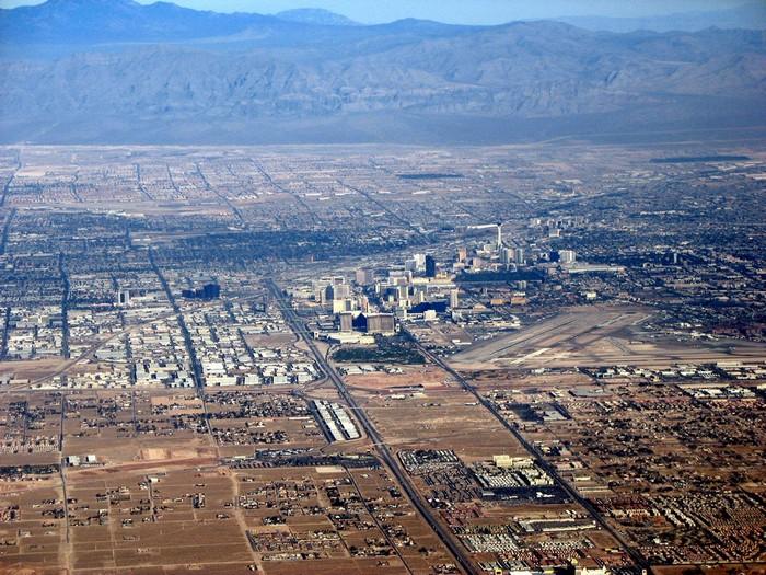 Лас-Вегас - фото путешествия