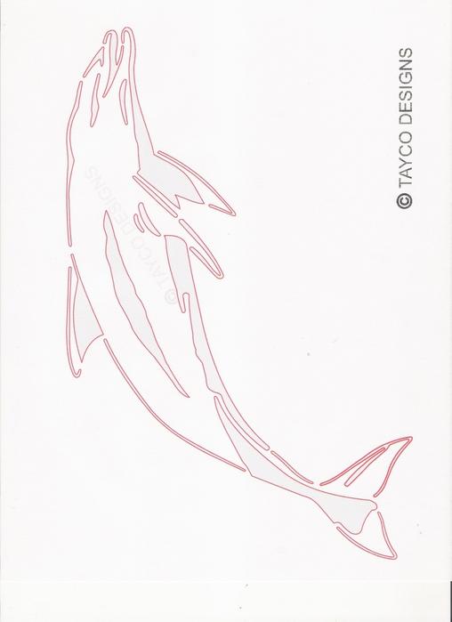 Dolphin (508x700, 95Kb)