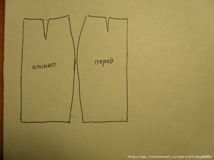 Одежды для кукол тряпиенс